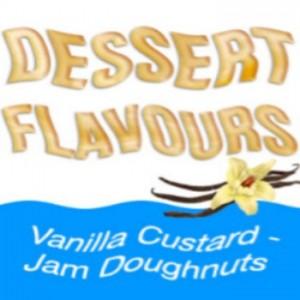dessert flavoured eliquids