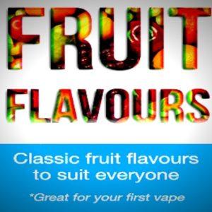 fruit flavoured eliquids