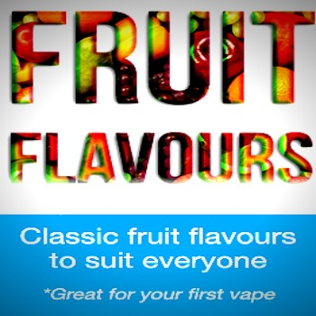 fruit flavoured eliquids