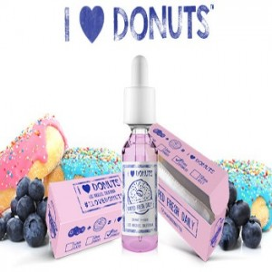 I love Donuts e juice by Mad Hatter