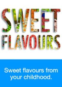 sweets flavoured eliquids