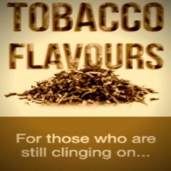 tobacco flavour eliquids
