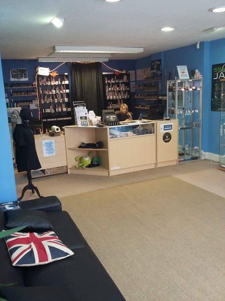 vapesense inside shop