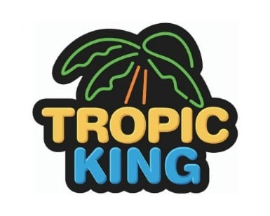tropic king eliquid logo