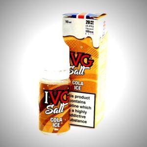 cola ice nicsalt eliquid by IVG salts