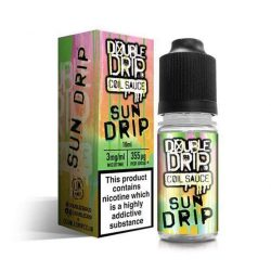 sun drip eliquid by double drip 10ml