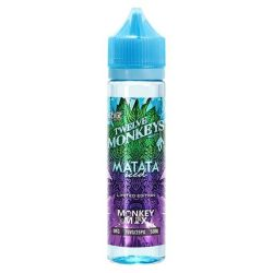 Matata Iced 50ml shortfill eliquid by Twelve Monkeys Iced