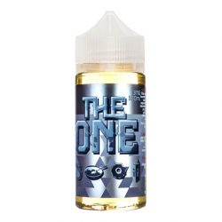 The One Donut Cereal Blueberry Milk 100ml shortfill eliquid by Beard One
