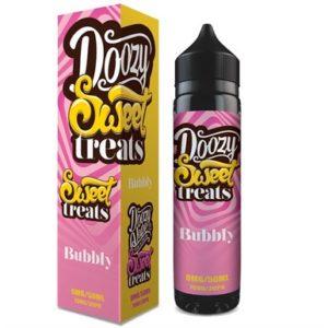 Bubbly 50ml shortfill eliquid by Doozy Vapes