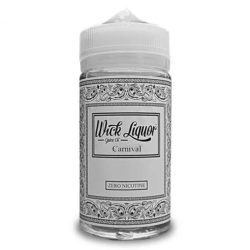 Carnival juggernaut 150ml shortfill eliquid by Wick Liquor