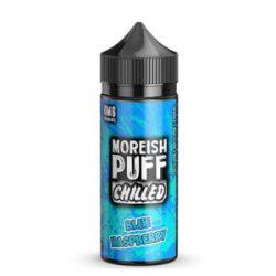 Blue Raspberry 100ml shortfill eliquid by Moreish Puff Chilled