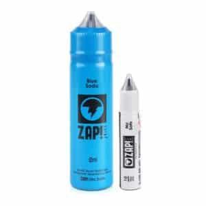 Blue Soda 50ml shortfill eliquid by Zap