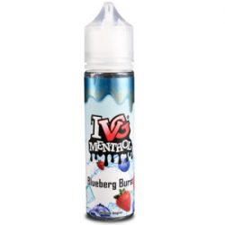 Blueberg Burst 50ml shortfill eliquid by IVG