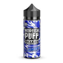 Blueberry 100ml shortfill eliquid by Moreish Puff Shakes