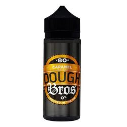 Caramel 100ml shortfill eliquid by Dough Bros