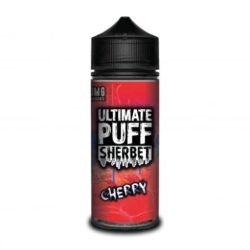 Cherry 120ml shortfill eliquid by Ultimate Puff Sherbet