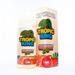 Grapefruit Gust 100ml shortfill eliquid by Tropic King