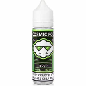 Kryptonite 50ml shortfill eliquid by Cosmic Fog