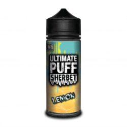 Lemon Sherbet 120ml shortfill eliquid by Ultimate Puff Sherbet