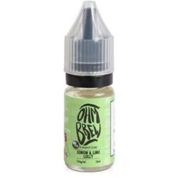 Lemon and Lime Lolly nic salts eliquid by Ohm Brew