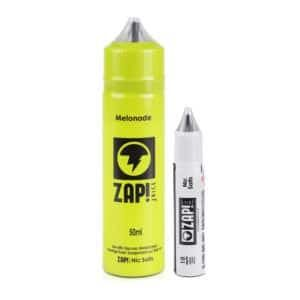 Melonade 50ml shortfill eliquid by Zap