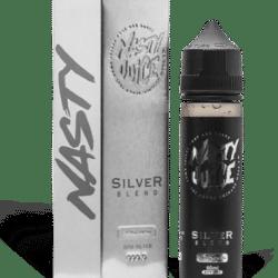 Silver Blend Tobacco 50ml shortfill eliquid by nasty juice