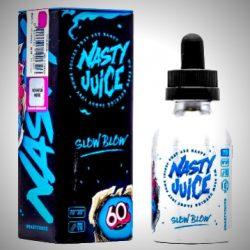 Slow Blow 50ml shortfill eliquid by nasty juice
