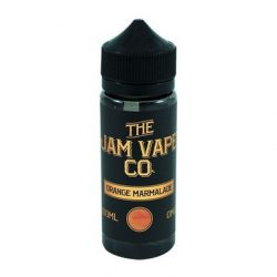 Orange Marmalade 100ml shortfill eliquid by jam vape co