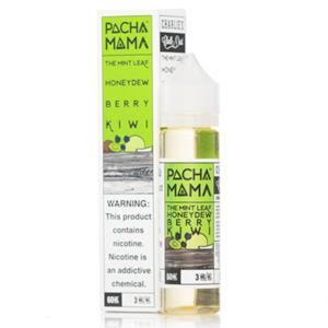 Mint Leaf Honeydew and Berry Kiwi 50ml shortfill eliquid by pacha mama