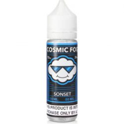 Sonset 50ml shortfill eliquid by Cosmic Fog