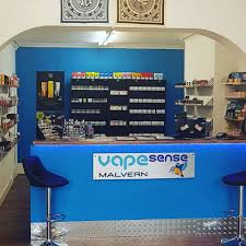 inside vapesense malvern shop